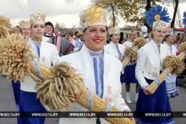 Дажынкi-2016 в г. Сенно