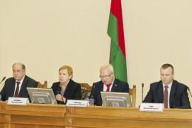 Лідзія Ярмошына ў Віцебску (06.12.2017)