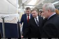 Андрэй Кабякоў наведаў Талачынскі і Аршанскі раёны (05.05.2017)