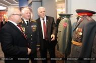 Да 100-годдзя міліцыі ў Віцебску адкрылі абноўлены музей (28.02.2017)