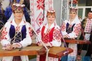 Цымбалы і гармонік празвінелі ў Паставах (13.06.2017)
