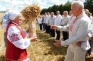 Областной праздник «Зажинки» провели в Оршанском районе (24.07.2020)