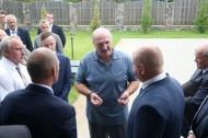 Александр Лукашенко совершил рабочую поездку в Витебскую область
