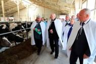 Рабочая поездка Президента Беларуси в Витебскую область (15.05.2020)