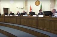 Нового начальника облздрава представили в Витебске (08.04.2020)