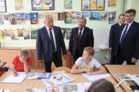 В Витебске обновили второй корпус областного дворца детей и молодёжи (27.07.2020)