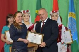 В Витебске наградили лучших животноводов области (14.02.2020)