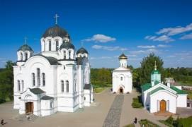 Учёные обнаружили новые фрески при реставрацииСпасо-Преображенского храма в Полоцке