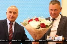 Игорь Исаченко утвержден в должности председателя Оршанского райисполкома