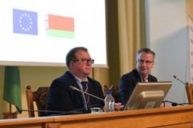 В Витебске обсудили перспективы сотрудничества региона с Евросоюзом (27.11.2019)