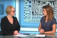 Интервью председателя комитета экономики Витебского облисполкома Анжелики Никитиной программе «7 дзён» ТРК «Витебск»