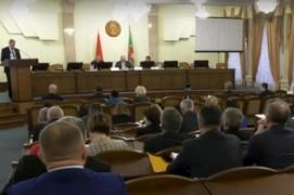 В Витебске приняли инвестпрограмму области на 2020-ый год (30.12.2019)