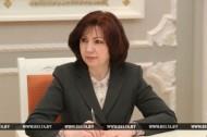 Наталья Кочанова провела приём граждан в Лепеле (18.07.2018)