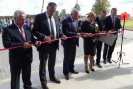В Оршанском районе открыли социокультурный центр (16.09.2019)