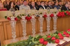 В Витебске наградили лучших руководителей промышленных предприятий (20.02.2020)