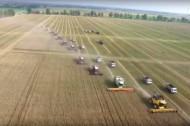 Оршанский и Витебский районы намолотили по 100 тысяч тонн зерна (02.09.2019)