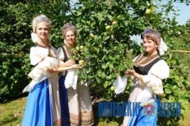 Яблычны спас сустрэлі на Шаркаўшчыне (21.08.2017)