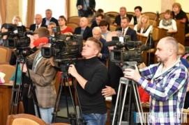 Николай Шерстнев провел встречу с журналистами Витебщины