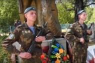 Останки 36 красноармейцев перезахоронили в Лиозненском районе (06.06.2019)