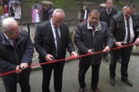 Лечебный корпус госпиталя «Юрцево» открылся после капремонта (07.05.2020)