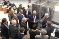 В Орше открыли ресурсный центр машиностроительного профиля (05.11.2019)