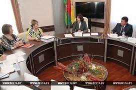 Наталля Качанава наведала Віцебскую вобласць (19.06.2017)