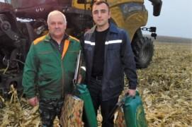 Витебская область собрала более 1 млн. тонн зерна с учётом кукурузы (27.10.2019)