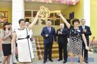 У вёсцы Кабішча адкрыўся аздараўленчы лагер (21.07.2017)