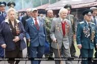 Партизанский лагерь на Кургане Дружбы (04.07.2018)