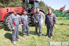 Конкурс молодых пахарей прошёл в Витебской области (16.05.2019)