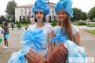 Фестиваль двух рек в четвёртый раз прошёл в Докшицах (12.08.2019)
