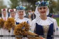Дуброўна правёў «Дажынкі-2017» і перадаў эстафету Верхнядзвінску (02.10.2017)
