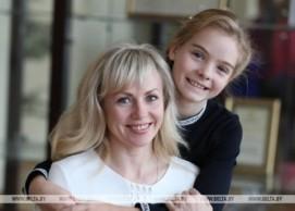 В Витебске вручили ордена и премии за материнство (14.10.2019)