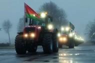 Более 200 тракторов Belarus отправились в хозяйства Витебской области