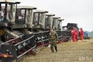 Аграрии Витебской области мобилизуют силы, чтобы собрать урожай с минимальными потерями (13.08.2019)
