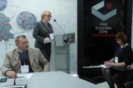 Перспективы инновационного развития области обсудили в Витебске (27.11.2019)