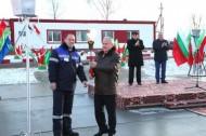 Прыродны газ падведзены ў населеныя пункты Чашніцкага раёна