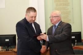 Олег Ковалёнок - новый руководитель Докшицкого района (18.03.2020)