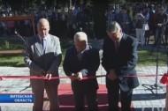 В Шумилино открыт физкультурно-оздоровительный комплекс и сдан многоквартирный жилой дом