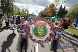 Витебская область празднует «Дажынкі» (28.09.2018)