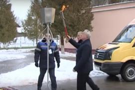 Агрогородок Друя подключили к природному газу (27.12.2018)